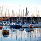 Kinsale Harbor by rhiannakelly