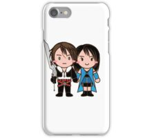 I'll Be Waiting for You iPhone Case/Skin