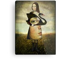 The second look Metal Print