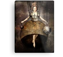 The world Metal Print