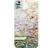 Laureana Cilento: mailbox and wall iPhone Case/Skin