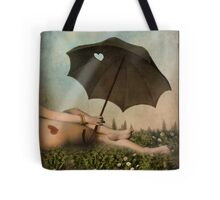 Sunshine Tattoo Tote Bag