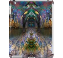 King of the City iPad Case/Skin