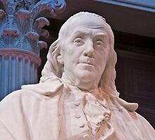 Benjamin Franklin by Kent Burton