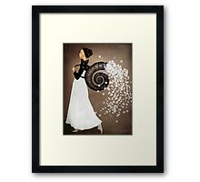 The Star Fairy Framed Print