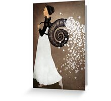 The Star Fairy Greeting Card