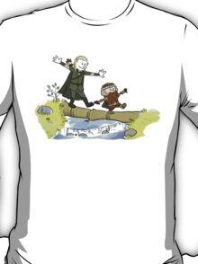 legolas and gimli T-Shirt