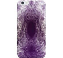 Swamp ghost iPhone Case/Skin
