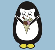 Penguin icecream T-Shirt