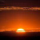 Setting Sun by Joel Bramley