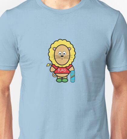 Victor the skateboarding dude Unisex T-Shirt