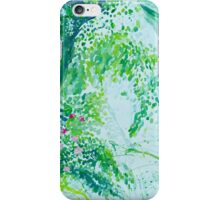 Jungle Painting iPhone Case/Skin