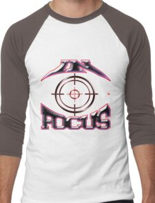 TARGET/HUMOUR Men's Baseball ¾ T-Shirt