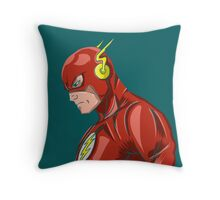 Flash - Barry Allen  Throw Pillow