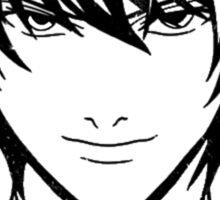 Death Note Kira  Sticker