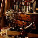 Craftman's Work Bench by Joe Mortelliti