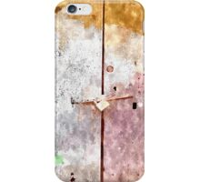 Laureana Cilento: particular door iPhone Case/Skin