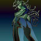 The Gorgon, Medusa by Filter