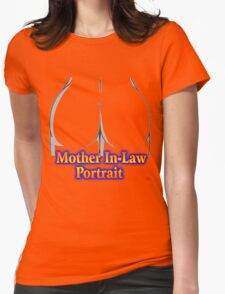 MOTHER-IN LAW/HUMOUR Womens Fitted T-Shirt