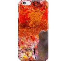 Ghostly Embrace iPhone Case/Skin