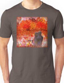 Ghostly Embrace Unisex T-Shirt