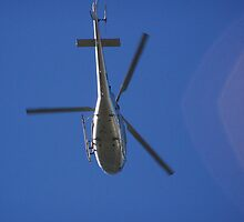Helicopter at F1 Albert Park 2009 by dkhowodd