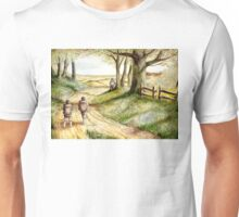 Three is Company Unisex T-Shirt