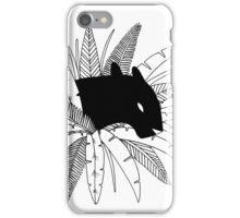 Bush Cat iPhone Case/Skin