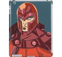 Magneto - Erik Lehnsherr iPad Case/Skin