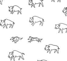 Wolf Hunt Sticker