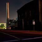 Mare Island's Old Power Plant by MattGranz