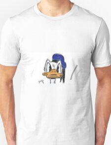 Hand made Donald Duck Unisex T-Shirt