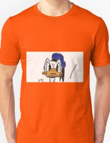 Hand made Donald Duck Unisex T-Shirt
