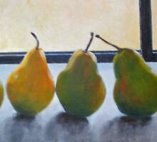 Pear Shaped by Mrswillow