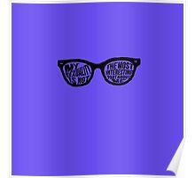 cosima's glasses Poster