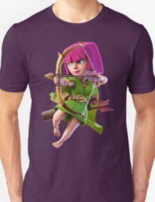Archer Clash of Clans Art T-Shirt