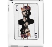 Kendrick Lamar - King Kunta Deck iPad Case/Skin