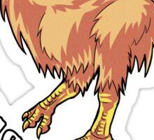 Aepyornis is a Massive Bird. Sticker