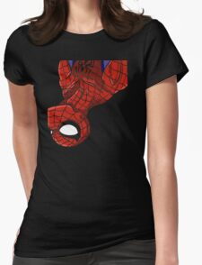 Spiderman - Peter Parker Womens Fitted T-Shirt