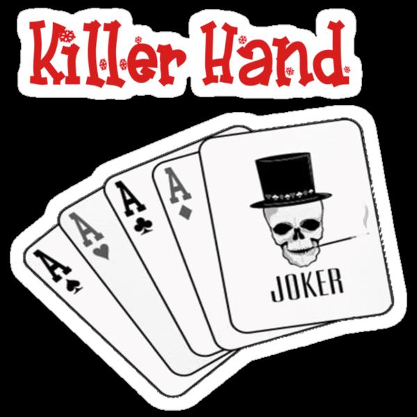 Joker Poker by foxyphotography