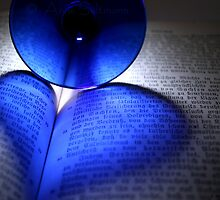 i love blue by Anne Seltmann