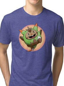 Happy Quilladin! Tri-blend T-Shirt