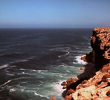 Cliffs of the Nullarbor by georgieboy98