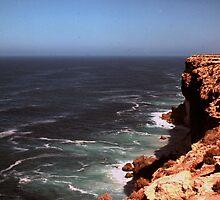 Cliffs of the Nullarbor by georgieboy98