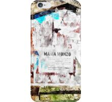 Laureana Cilento: showcase iPhone Case/Skin