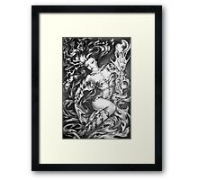 Wavemaker Framed Print