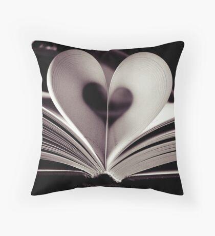 Heart... Throw Pillow