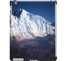 The Himalayan Snow Topped Peaks iPad Case/Skin
