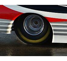 Pro Tyre Photographic Print