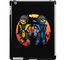 Mortal Kombat Pixelized  iPad Case/Skin